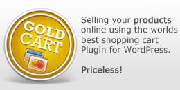 WordCamp Chicago 2011 Sponsor WP E-Commerce Gold Cart Plugin