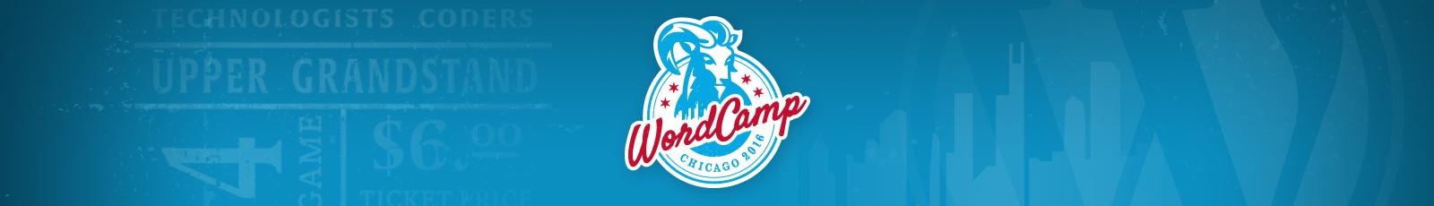 WordCamp Chicago 2016